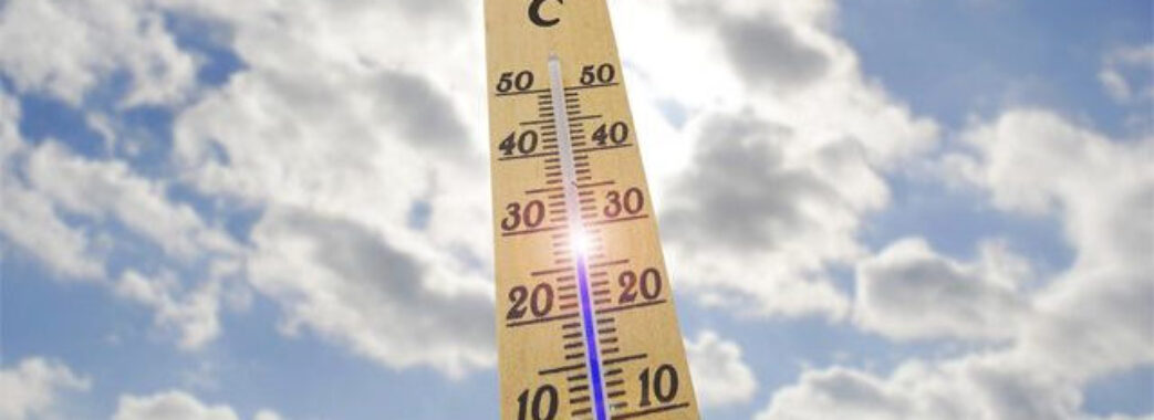 У Львові зафіксували температурний максимум за 75 років