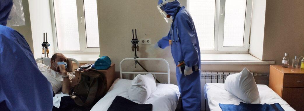 В Україні за добу померло 40 людей від коронавірусу: статистика