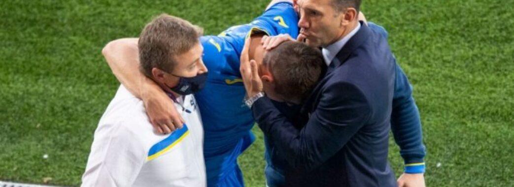 Бєсєдін більше не гратиме на Євро 2020(доповнено)