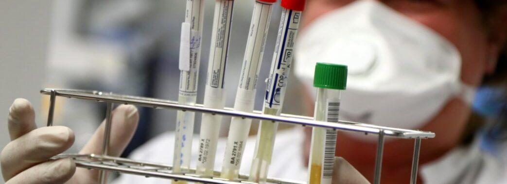 COVID-19 на Львівщині: лише 4% проведених тестів показали позитивний результат