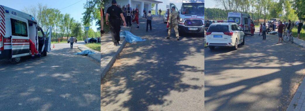 """""""Удар був дуже сильним"""": на Самбірщині на смерть збили військовослужбовця"""