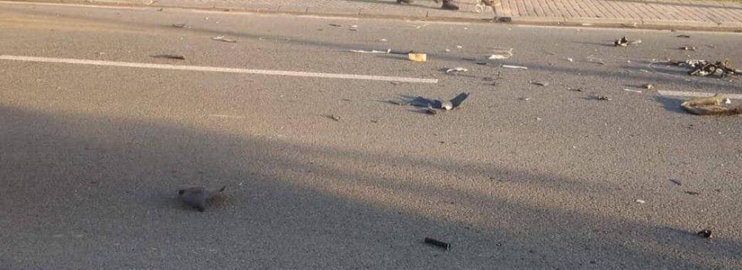 В аварії в Городку загинув 13-річний скутерист (ФОТО)