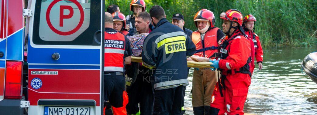 У Польщі в озеро впав вертоліт на борту з українцями