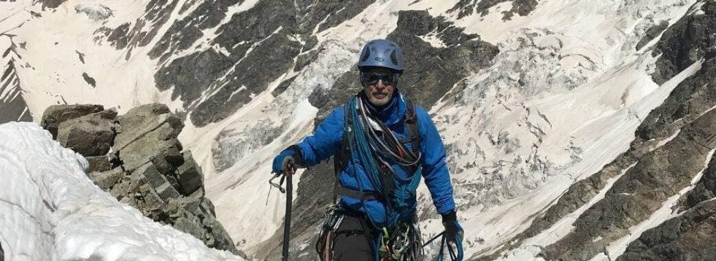 «Не знаємо, коли зможемо батька поховати»: у горах Грузії загинув український альпініст