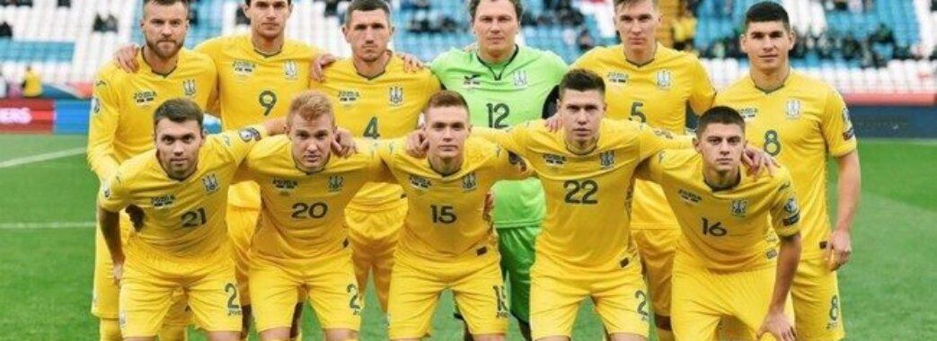Троє гравців української збірної потрапили у «двадцятку» кращих футболістів Євро-2020