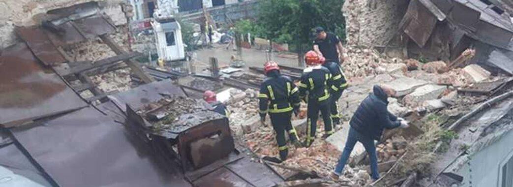 18-річний мешканець Стрийщини загинув через обвал будинку у Львові