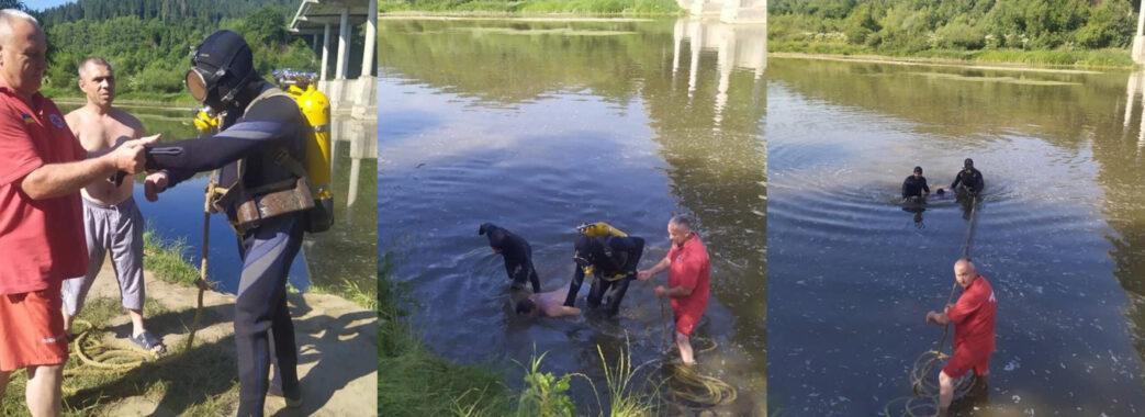 «Пішов у воду, не вміючи плавати»: у річці Стрий втопився чоловік