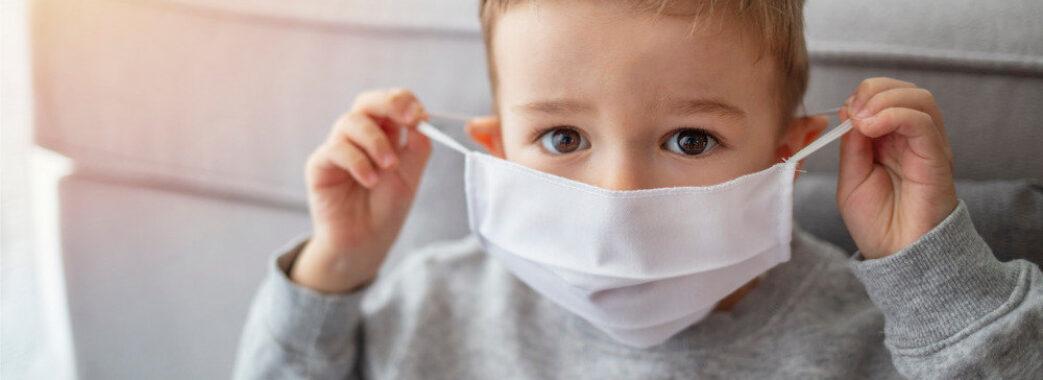 Новий штам коронавірусу «Дельта» здатен інфікувати дітей від 2 років