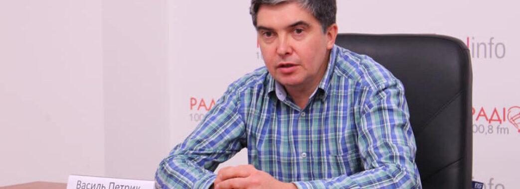 Василя Петрика суд відсторонив від посади начальника управління ЛОДА