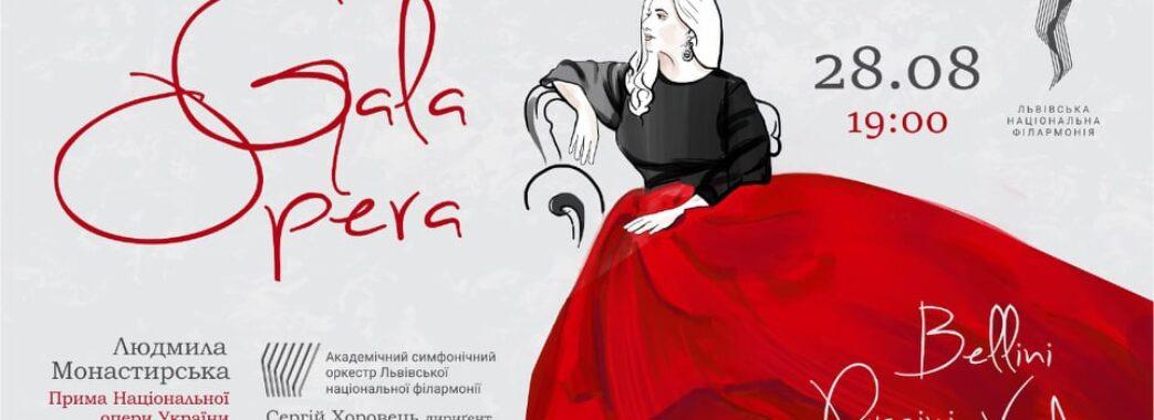 Львівська національна філармонія відкриває 119-ий концертний сезон