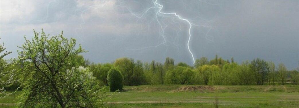 Мешканців Львівщини застерігають про грози: незабаром погода зміниться