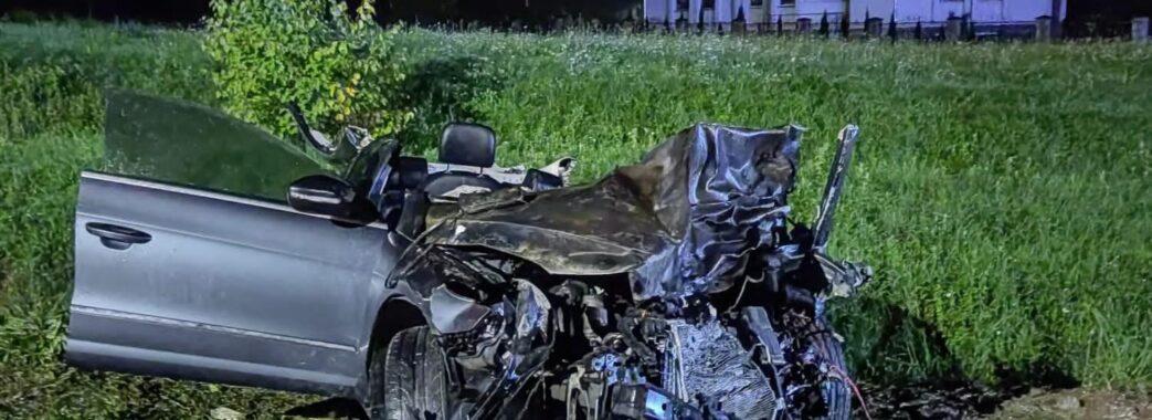 Троє людей загинули в аварії під Бориславом