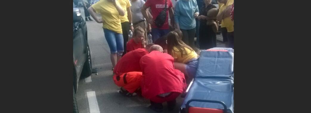 11-річний хлопчик потрапив під колеса джипу у Трускавці