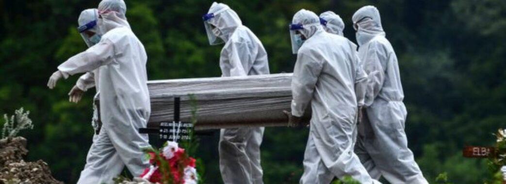 10 померлих за добу: на Львівщині різко погіршилась ситуація із коронавірусом
