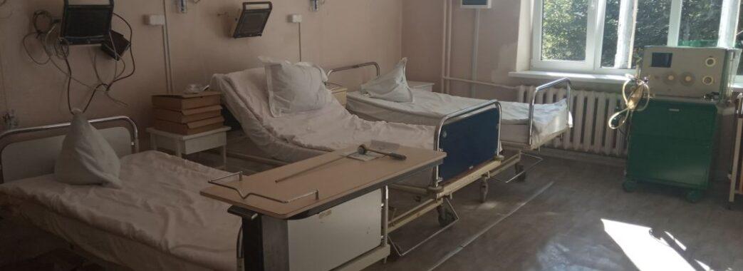 Рудківська і сокальська лікарні розпочинають прийом хворих на COVID-19