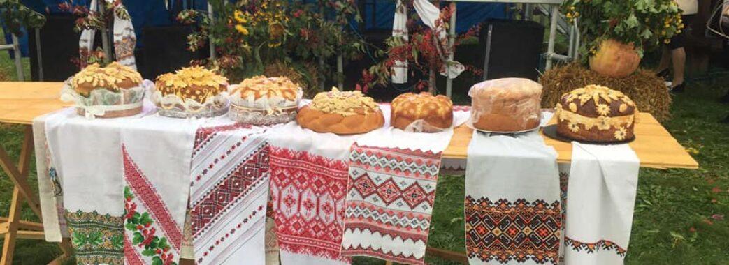 На Самбірщині урочисто відзначили Свято врожаю