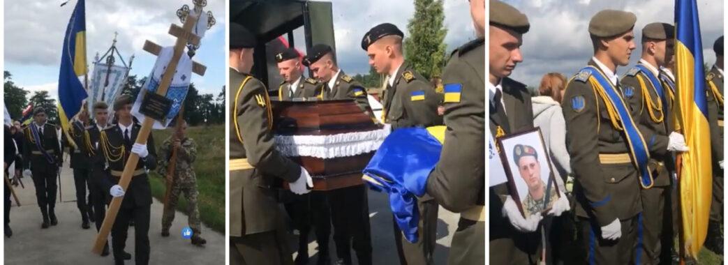 «Рідну людину втратили три сестри, брат і мама»: Добротвір прощається з Романом Задорожним