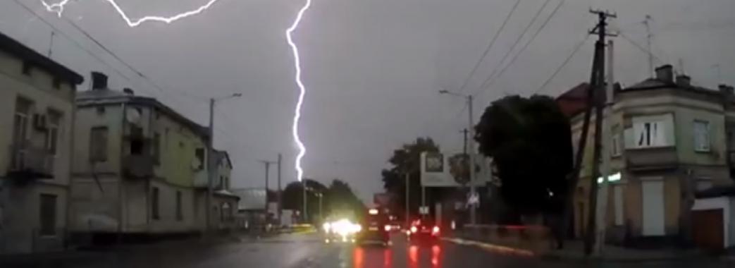 Дощитиме вночі та вдень: на Львівщину насуваються грози