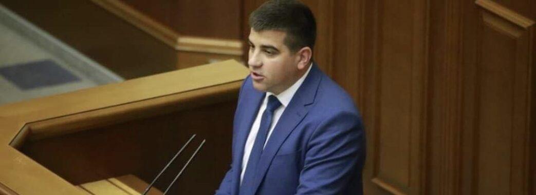 Павло Бакунець з колегами підготували законопроект, що підтримає ФОПів