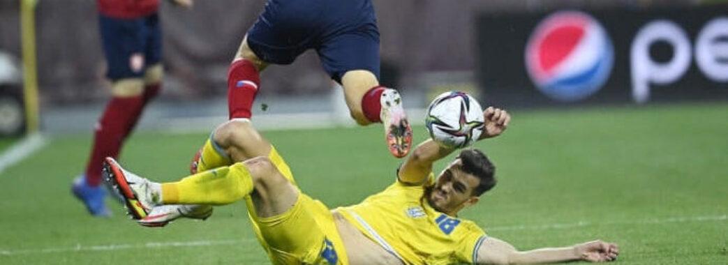 Втратили перемогу на останніх секундах: як зіграла збірна України з футболу зі збірною Чехії