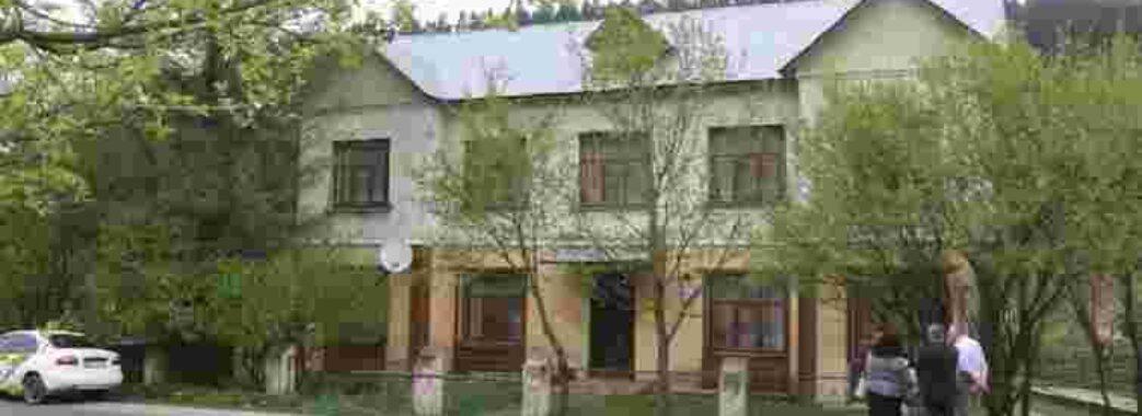 Дитячу турбазу «Бойківчанка» на Турківщині продадуть з аукціону